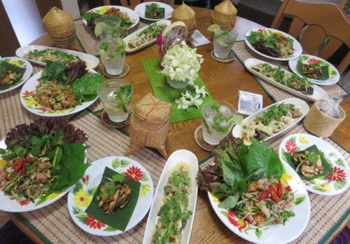 本格タイ料理 Hコース第1回