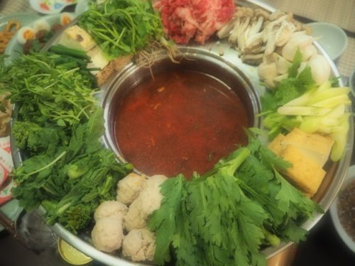 ベトナム鍋1