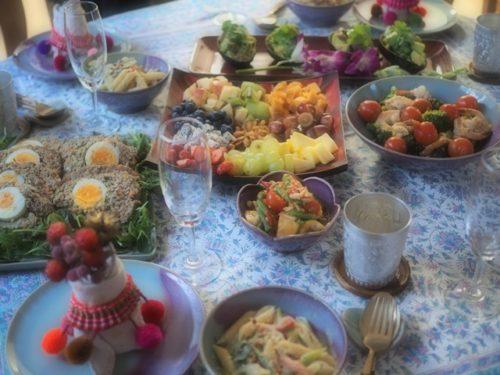 パーティー料理2